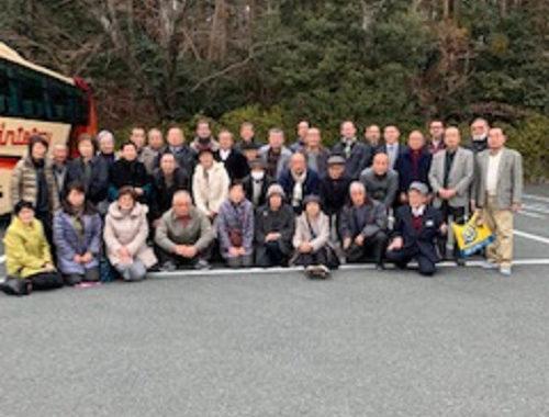 福善講代参旅行に行ってきました。 竹田地区の皆さまにおかれましては思い出に残る楽しいひとときをいただき誠にありがとうございました